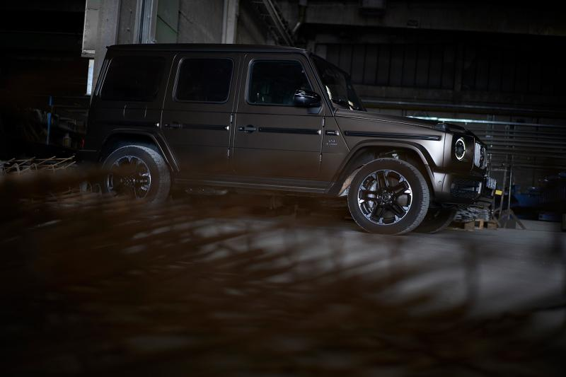 Aston Mercedes-Benz AMG G 63